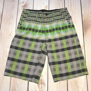 Volcom boy's surf & turf hybrid shorts